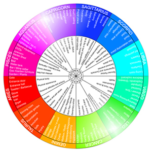 Astro Feng Shui Life Compass picture