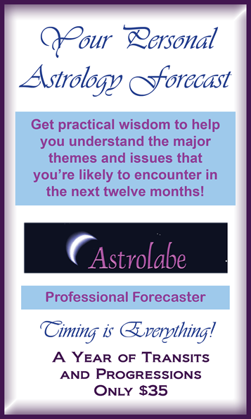 Get Professional Forecaster report from Astrolabe