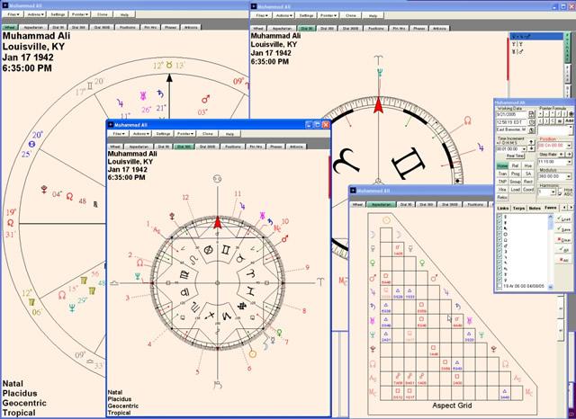 Astrolabe Design Software